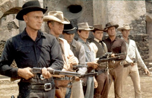 Image result for eli wallach magnificent seven