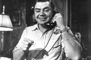 Ernest+Borgnine+is+shown+in+a+scene+from+the+1955+film+Marty