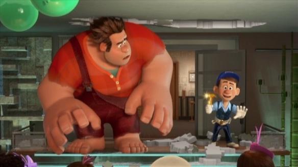 30 Wreck-It Ralph