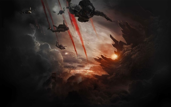 25 Godzilla