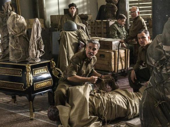 32 The Monuments Men