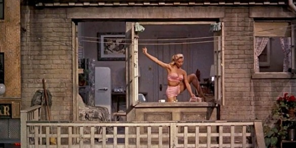 Rear Window (1954) - mis torso