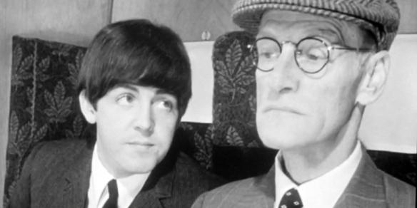 Paul+JohnnyMcCartney