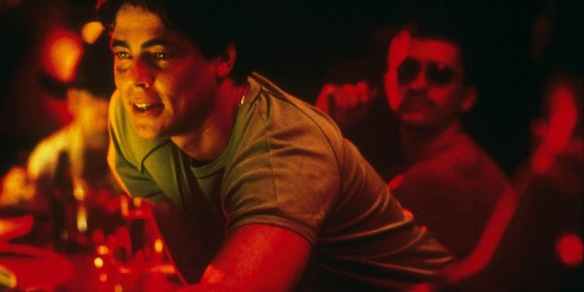 Traffic Benicio Del Toro © Entertainment Film