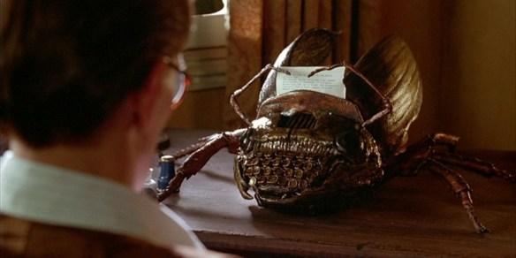 bug typewriter